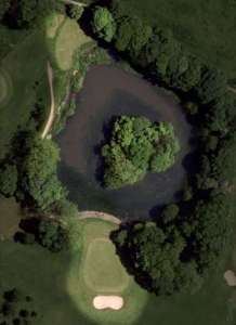 Holes 5 and 14 The Old Boat House