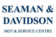 Seaman and Davidson