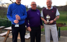 Winter League – Winners for 2014/2015