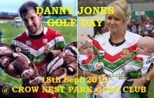 Danny Jones Golf Day
