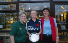 Remembrance Sunday Salver